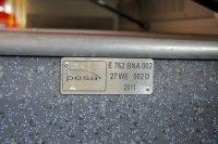 tabliczka aluminiowa
