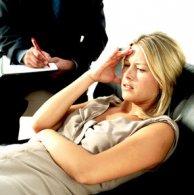 terapia, psycholog