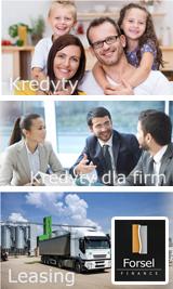 Kredyt inwestycyjny dla firm - forsel.pl